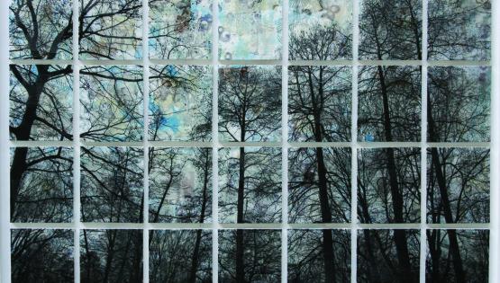 FELISI Alberi 2014 cm. 100 x 150
