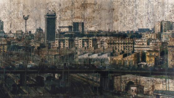 FELISI  Panoramica GE 2010 cm. 200 x 100