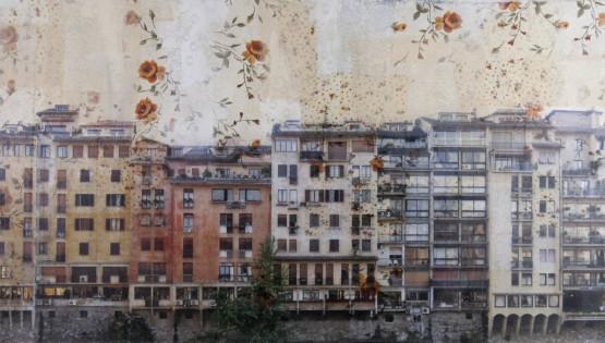 FELISI Firenze Arno 2010 cm. 200 x 100