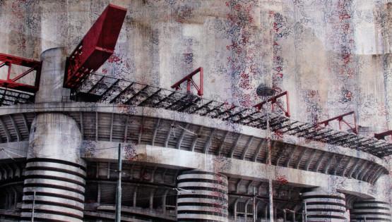 FELISI San Siro 2009 cm. 125 x 250