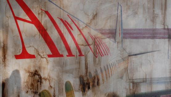 FELISI Air Cairo 2007 cm. 190 x 130