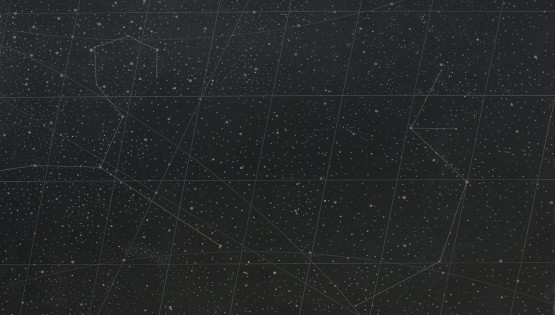 01 GOLDANIGA Mappa stellare 6191 cm. 90×120