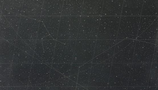 04 GOLDANIGA Mappa stellare 9137 cm. 90×120