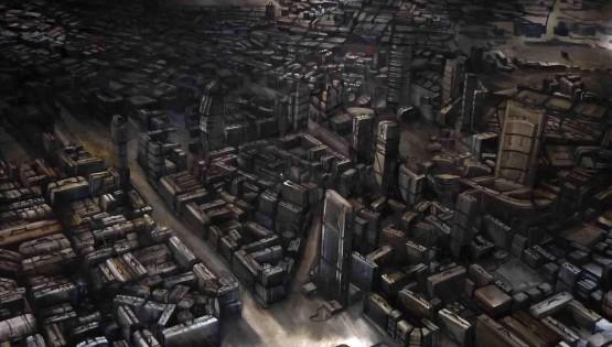 16 GIAMPIETRO Milano Valige 2010  cm. 180×180  olio su tela