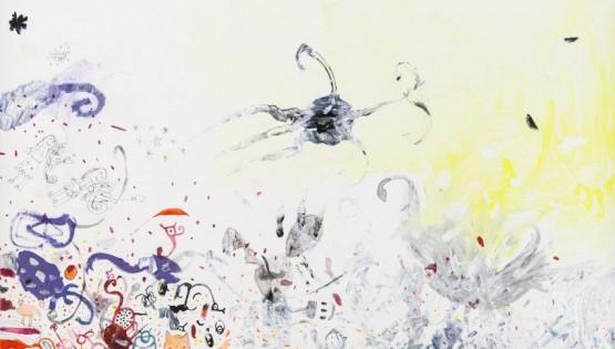 24 TRICARICO 2016 Seasons cm. 120×100 tecnica mista su tela