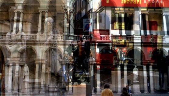 BRAMANTE Milano (Acc di Brera + Ferrari Store)