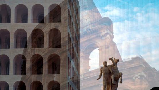 Roma (Col + Eur) cm. 100×150