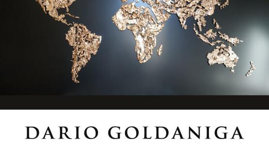 20 GOLDANIGA World Map grande