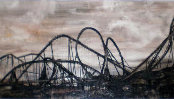 FABIO GIAMPIETRO 2006 cm 60×180
