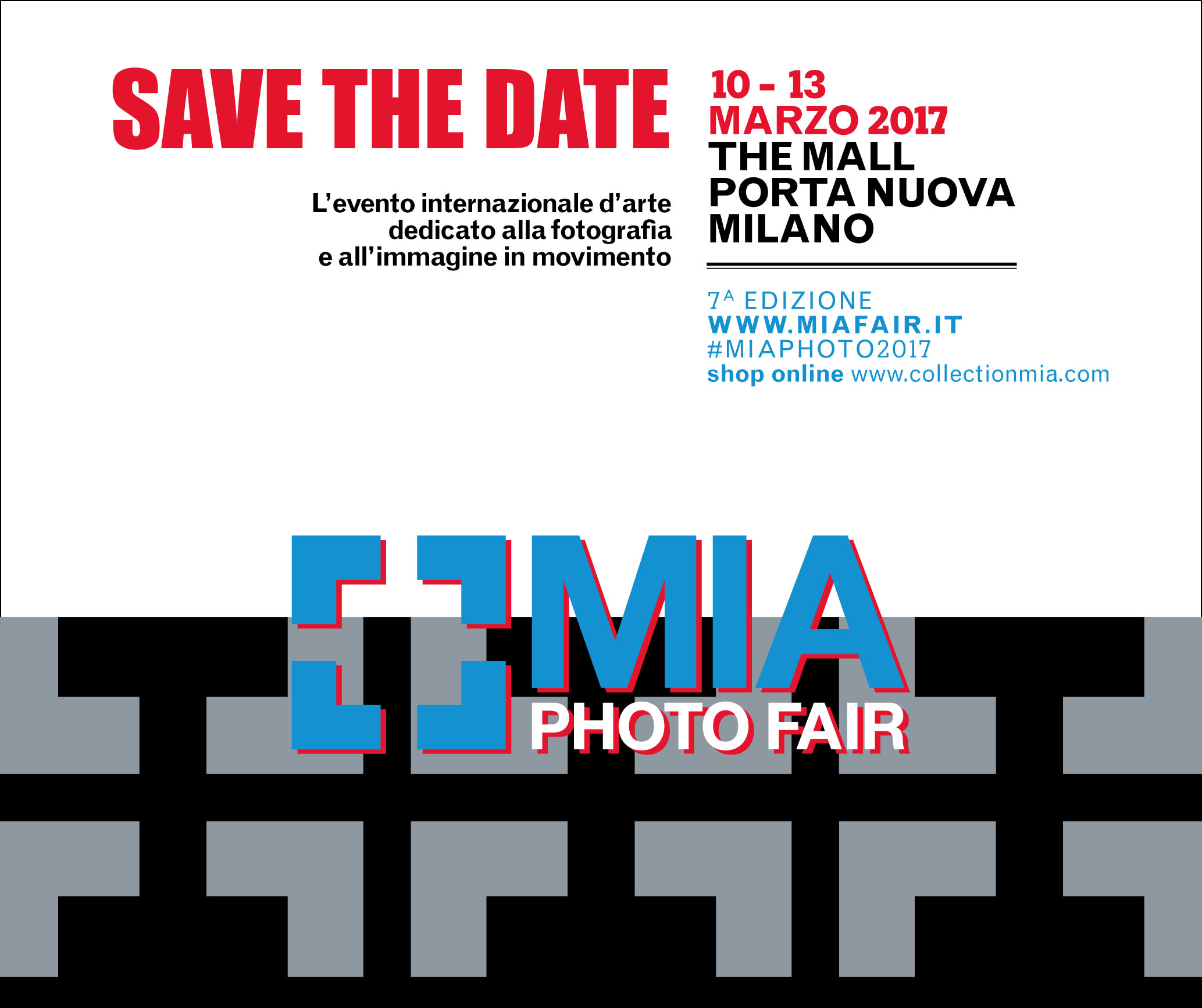 MIA Art Fair 2017 SAVE THE DATE
