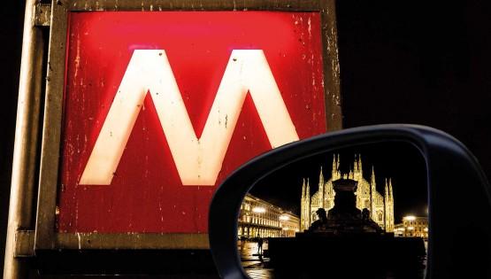 Milano Metro Duomo