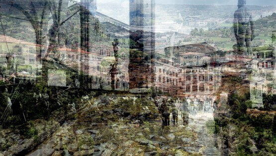 Firenze-Pietrasanta 2018 cm. 70×100