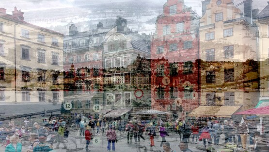 Stoccolma 2018 (la piazza)