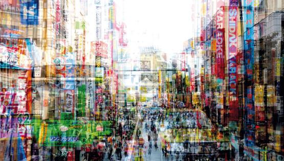 Tokyo, 2015 (Day light) cm 100 x 150