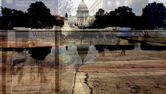 Washington (Women Capitolium) 2019 cm. 100×150