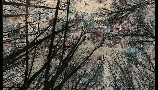 Vertigine 2019 su tavola cm. 91×65