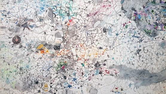TRICARICO Senza titolo 2019 cm. 100×150
