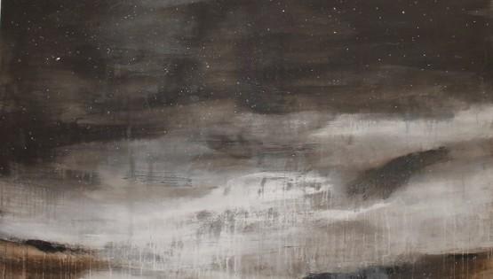 Paesaggio italiano 2017 cm. 140×180