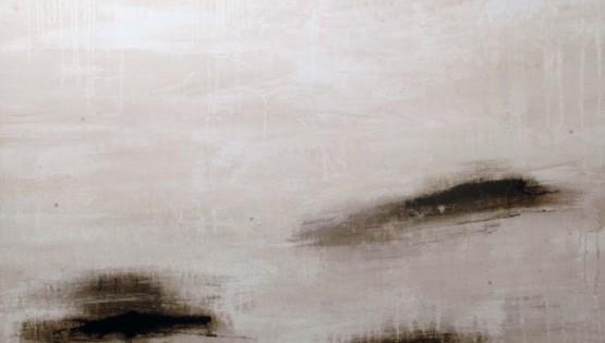 Bianco metafisico 2008 cm. 100×120
