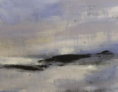 Terra del fuoco 2011 cm. 100×120