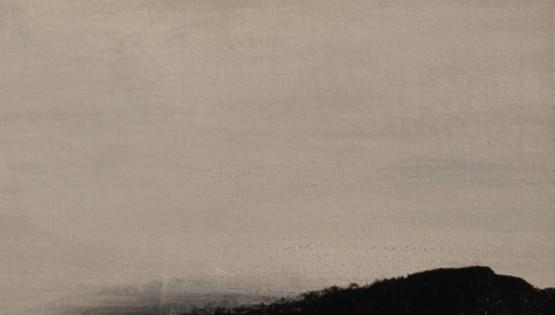Bianco metafisico 2012 cm. 40×40