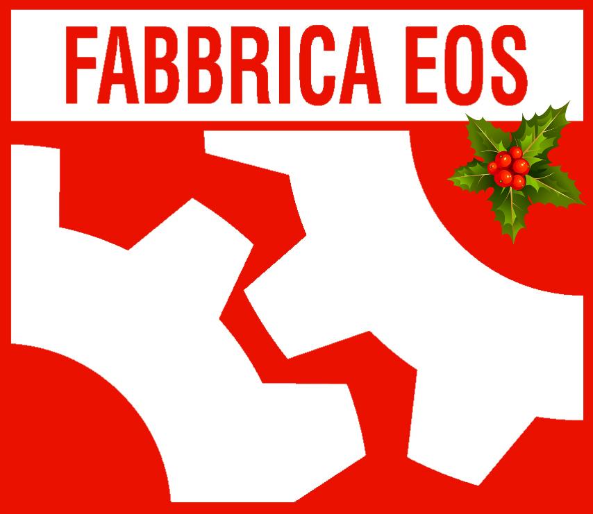 FABBRICA EOS orari festivita