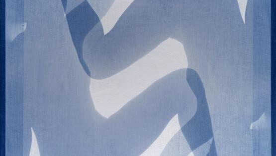 Disembodiedness 030 (Matisse) 2013-2020 stampa su lastre di vetro cm. 100×100 Ed. 5